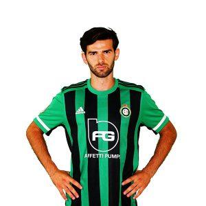 Alushaj Xhulio Castellanzese Calcio 2020-2021 Serie D