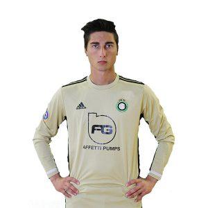 Andrea Porro Castellanzese Calcio 2020-2021 Serie D