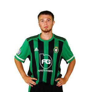 Anzani Cristiano Castellanzese Calcio 2020-2021 Serie D
