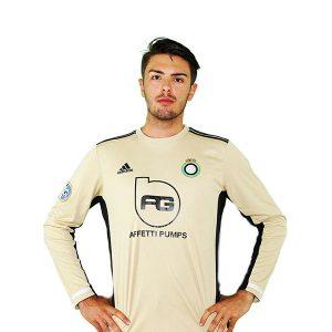 Cirenei Matteo Castellanzese Calcio 2020-2021 Serie D