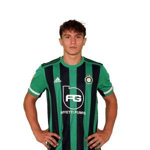 Giugno Yuri Castellanzese Calcio 2020-2021 Serie D