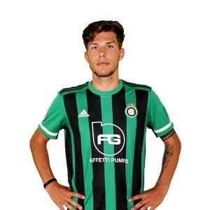 Marcone Alessio Castellanzese Calcio 2020-2021 Serie D