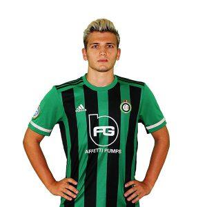 Maso Emanuele Castellanzese Calcio 2020-2021 Serie D