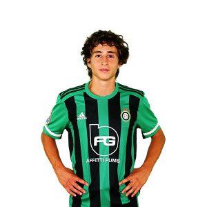 Molinari Nicolo Castellanzese Calcio 2020-2021 Serie D
