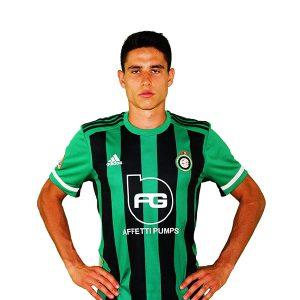 Ornaghi Filippo Castellanzese Calcio 2020-2021 Serie D