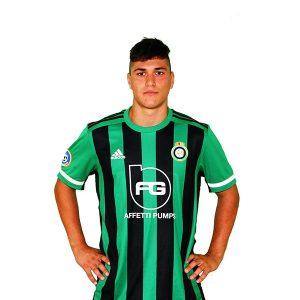Perego Giorgio Castellanzese Calcio 2020-2021 Serie D