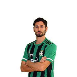 Nicolo Bigioni Castellanzese Calcio 2019-2020 serieD