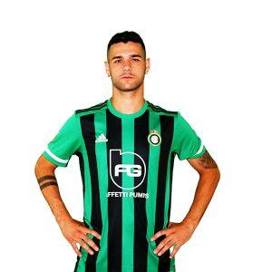 Colombo Roberto Castellanzese Calcio 2020-2021 Serie D