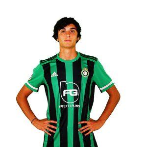 Niccolò Corti Castellanzese Calcio 2020-2021 Serie D