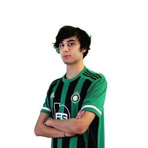 Niccolò Corti Castellanzese Calcio 2019-2020 serieD