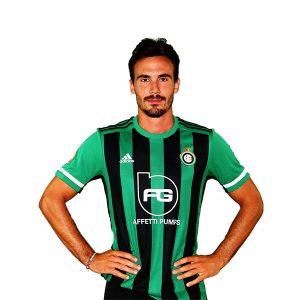 Negri Mattia Castellanzese Calcio 2020-2021 Serie D