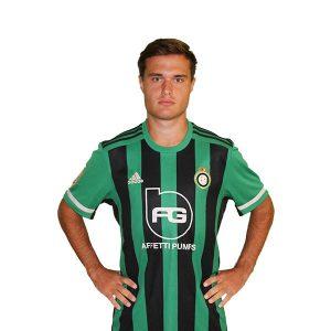 Perego Alessandro Castellanzese Calcio 2020-2021 Serie D