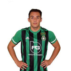 Marco Sentito Castellanzese Calcio 2020-2021 Serie D