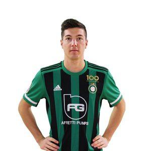 Federico Zazzi Castellanzese Calcio 2020 2021 serie D