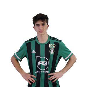 Simone Manfrè Castellanzese Calcio 2020-2021 serie D