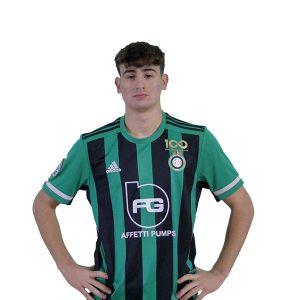 Thomas Gazzetta Castellanzese Calcio 2020-2021 serie D