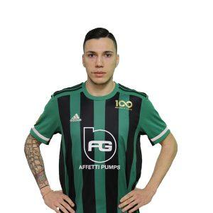 Devis Talarico Castellanzese Calcio 2020-2021 serie D