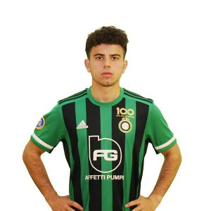 Arijan Chilafi Castellanzese Calcio 2020-2021 serie D